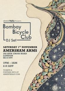 Amersham Arms 1st Nov 2014