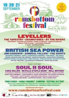 RamsbottomFest 19th Sept 2014