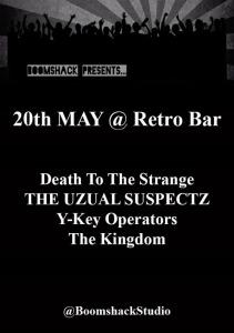 Retro Bar 20th May 2016
