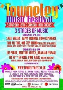 Townley Music Fest 13th Aug 2016