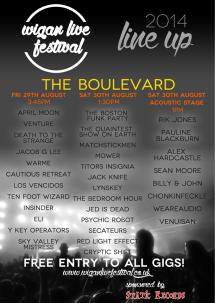 Wigan Live 29th Aug 2014
